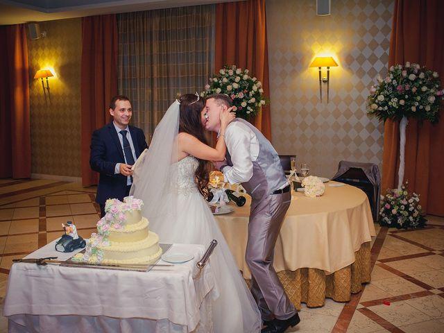 La boda de Anastacia y Kirill en Almería, Almería 51
