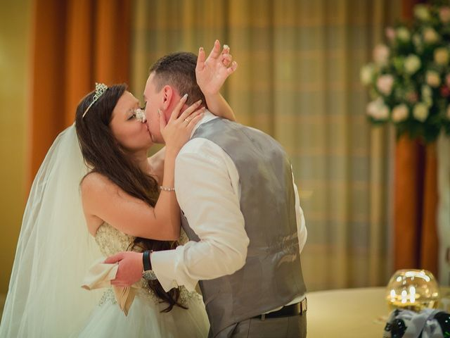 La boda de Anastacia y Kirill en Almería, Almería 53
