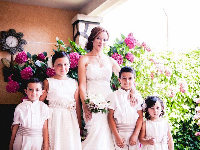 La boda de Diego y Ana en Villarejo De Salvanes, Madrid 11