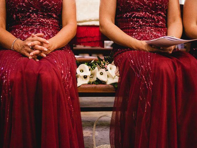 La boda de Diego y Ana en Villarejo De Salvanes, Madrid 12