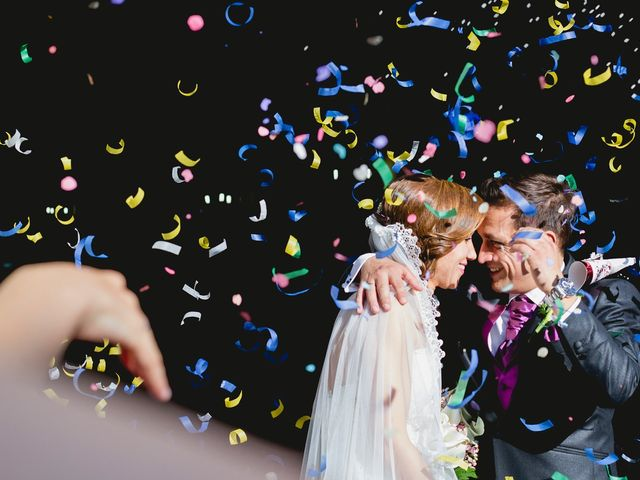 La boda de Diego y Ana en Villarejo De Salvanes, Madrid 14