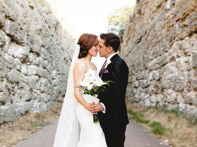 La boda de Diego y Ana en Villarejo De Salvanes, Madrid 15