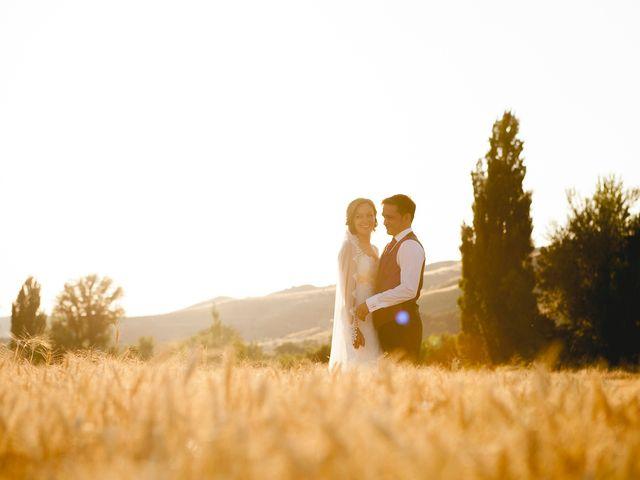 La boda de Diego y Ana en Villarejo De Salvanes, Madrid 16