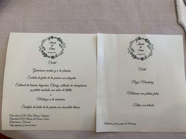 La boda de Isma y Tania  en Pazos De Borben, Pontevedra 6