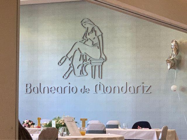 La boda de Isma y Tania  en Pazos De Borben, Pontevedra 9