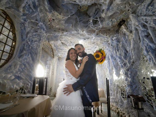 La boda de Jonatan y Desiree en Elda, Alicante 1