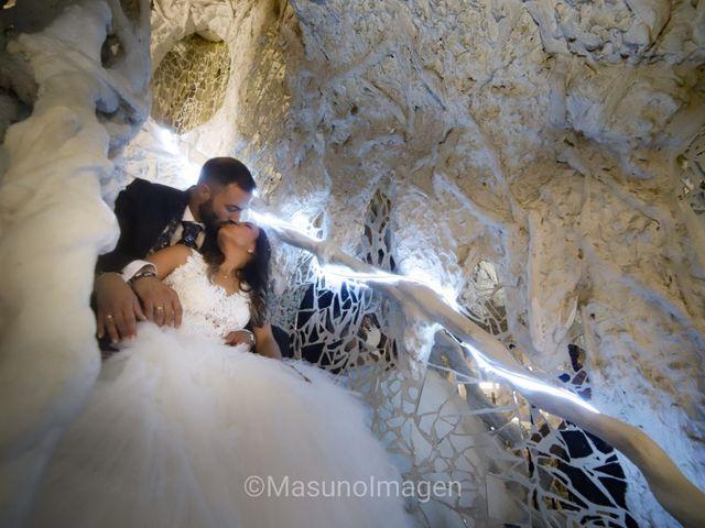 La boda de Jonatan y Desiree en Elda, Alicante 2