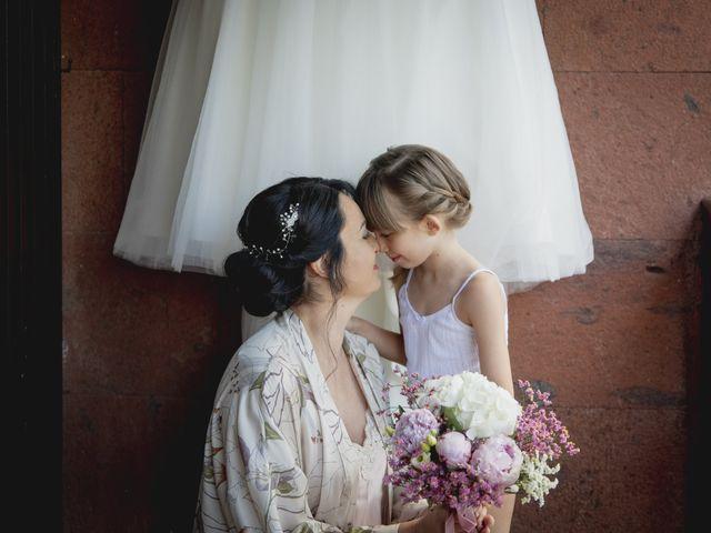 La boda de Raúl y Lisset en San Sebastian Gomera, Santa Cruz de Tenerife 7