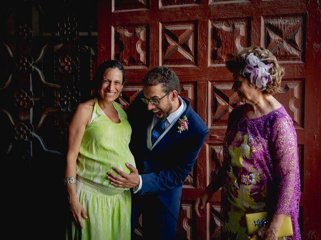 La boda de Raúl y Lisset en San Sebastian Gomera, Santa Cruz de Tenerife 10