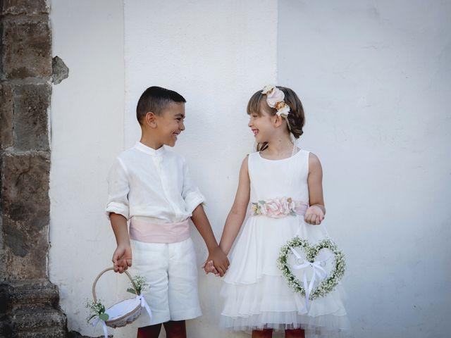 La boda de Raúl y Lisset en San Sebastian Gomera, Santa Cruz de Tenerife 11