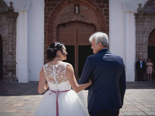 La boda de Raúl y Lisset en San Sebastian Gomera, Santa Cruz de Tenerife 13