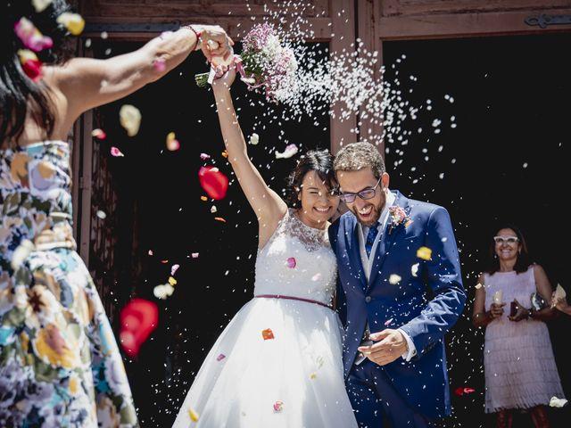 La boda de Raúl y Lisset en San Sebastian Gomera, Santa Cruz de Tenerife 16