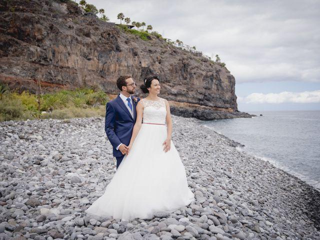 La boda de Raúl y Lisset en San Sebastian Gomera, Santa Cruz de Tenerife 1