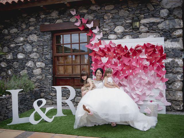 La boda de Raúl y Lisset en San Sebastian Gomera, Santa Cruz de Tenerife 20