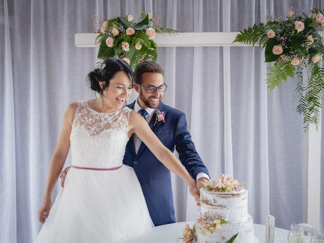 La boda de Raúl y Lisset en San Sebastian Gomera, Santa Cruz de Tenerife 23