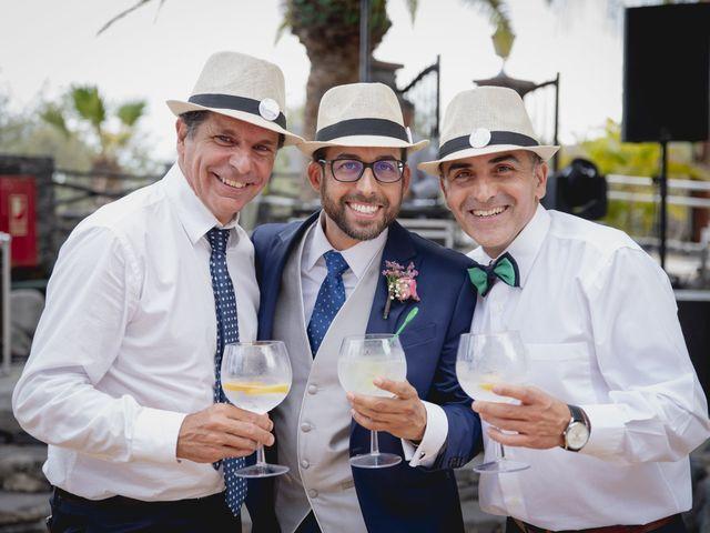 La boda de Raúl y Lisset en San Sebastian Gomera, Santa Cruz de Tenerife 24