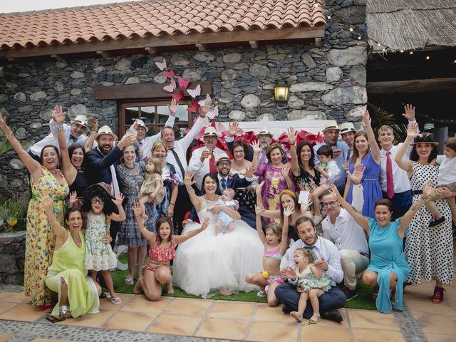 La boda de Raúl y Lisset en San Sebastian Gomera, Santa Cruz de Tenerife 2