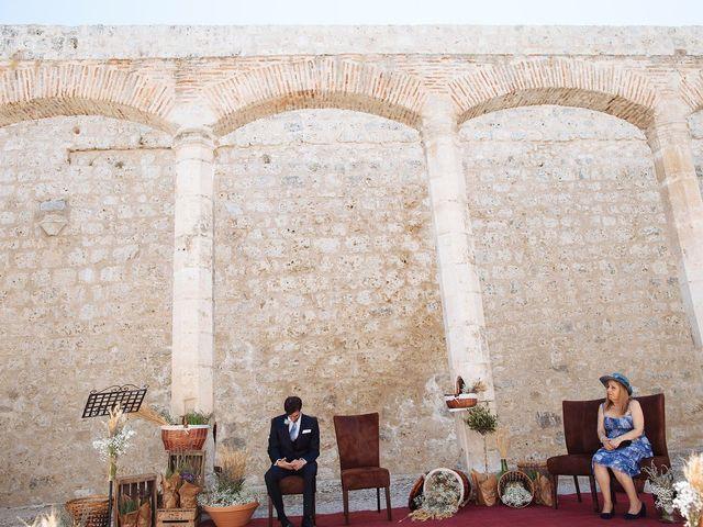 La boda de Xavier y Irene en Portillo, Valladolid 7