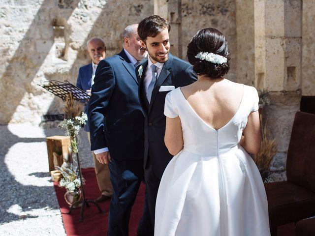 La boda de Xavier y Irene en Portillo, Valladolid 8