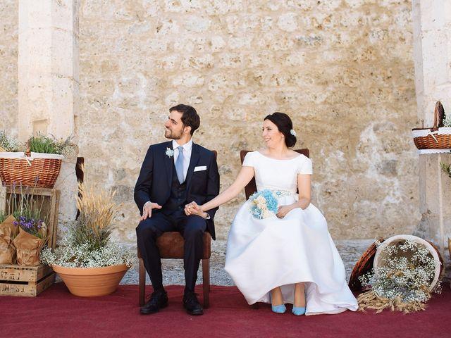 La boda de Xavier y Irene en Portillo, Valladolid 9