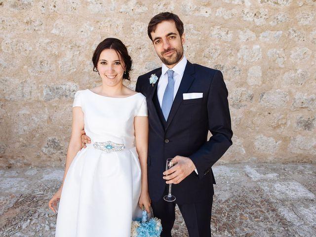 La boda de Irene y Xavier