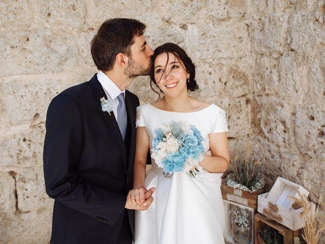 La boda de Xavier y Irene en Portillo, Valladolid 12