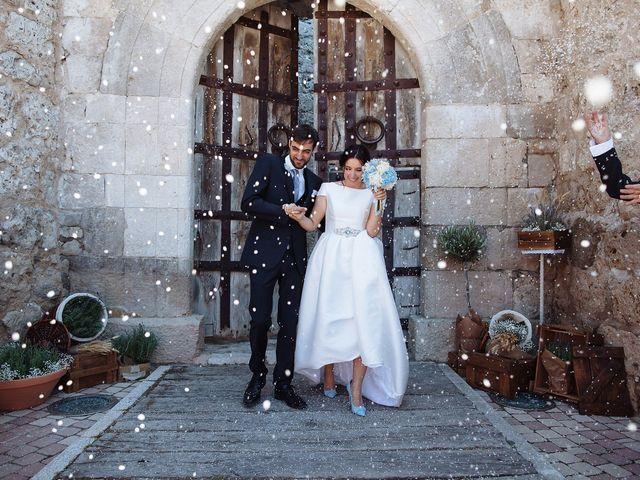 La boda de Xavier y Irene en Portillo, Valladolid 1