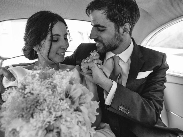 La boda de Xavier y Irene en Portillo, Valladolid 14