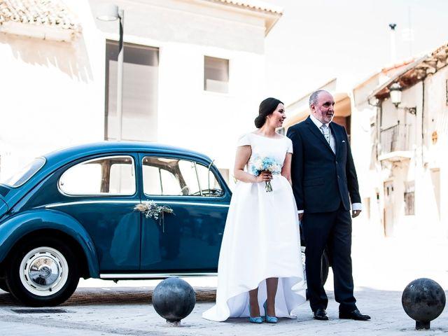La boda de Xavier y Irene en Portillo, Valladolid 18