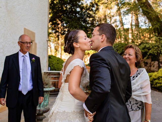 La boda de Sergi y Cris en Olerdola, Barcelona 11