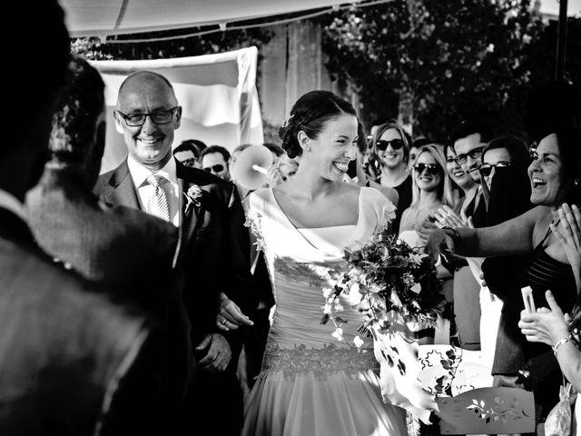 La boda de Sergi y Cris en Olerdola, Barcelona 15