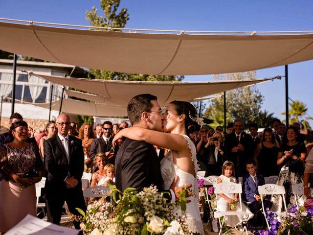 La boda de Sergi y Cris en Olerdola, Barcelona 18