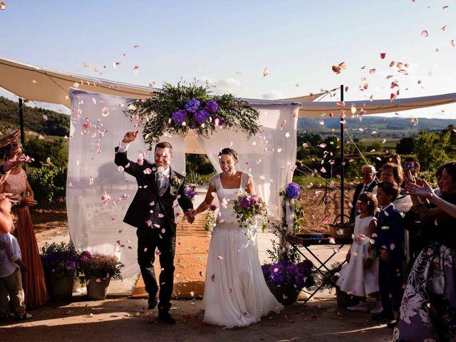 La boda de Sergi y Cris en Olerdola, Barcelona 1
