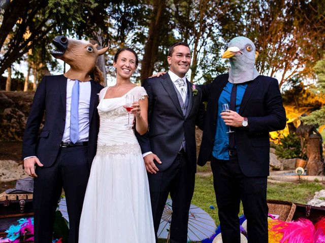 La boda de Sergi y Cris en Olerdola, Barcelona 22