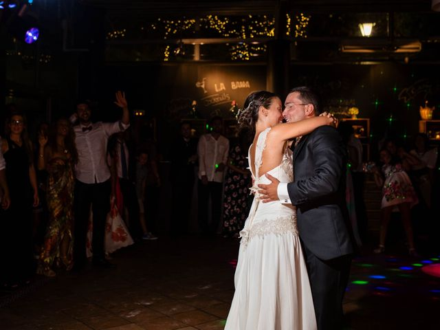 La boda de Sergi y Cris en Olerdola, Barcelona 28