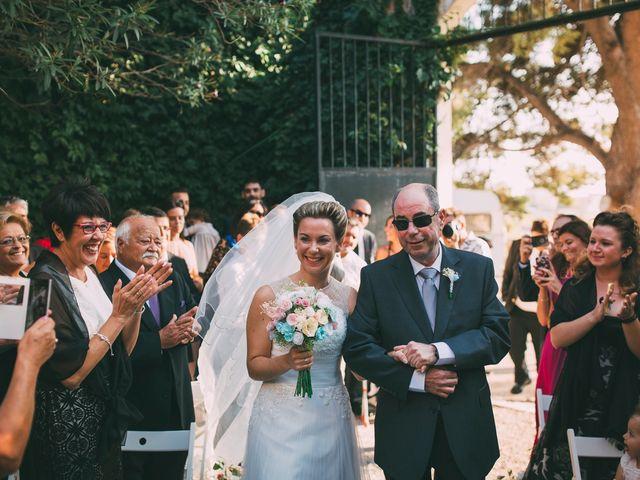 La boda de Adrià y Silvia en Sant Jaume Dels Domenys, Tarragona 34