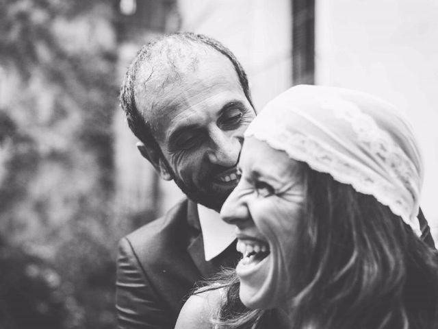 La boda de Mònica y Lluís