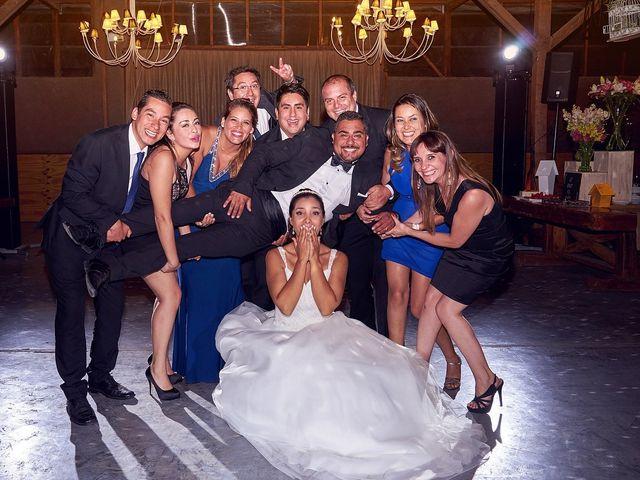 La boda de Arturo y Claudia en Santiago De Compostela, A Coruña 8