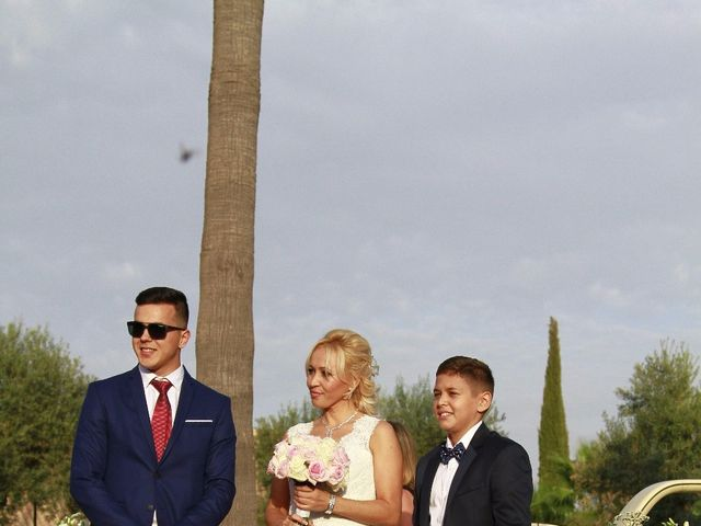 La boda de Rafael y Elena en Sanlucar La Mayor, Sevilla 3