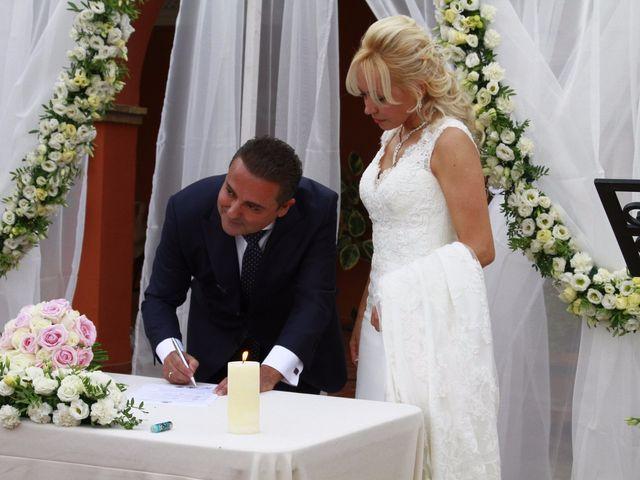 La boda de Rafael y Elena en Sanlucar La Mayor, Sevilla 2