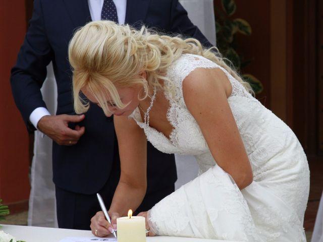 La boda de Rafael y Elena en Sanlucar La Mayor, Sevilla 6