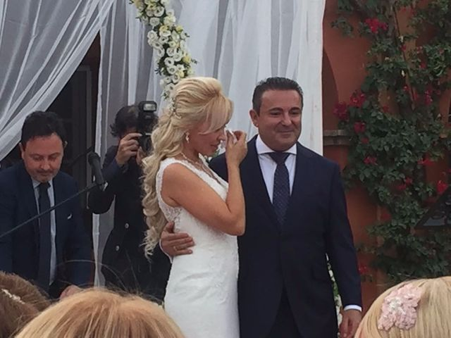 La boda de Rafael y Elena en Sanlucar La Mayor, Sevilla 10