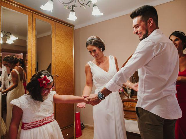 La boda de Alfonso y Silvia en Puente Genil, Córdoba 27