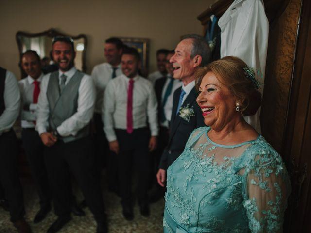 La boda de Alfonso y Silvia en Puente Genil, Córdoba 30