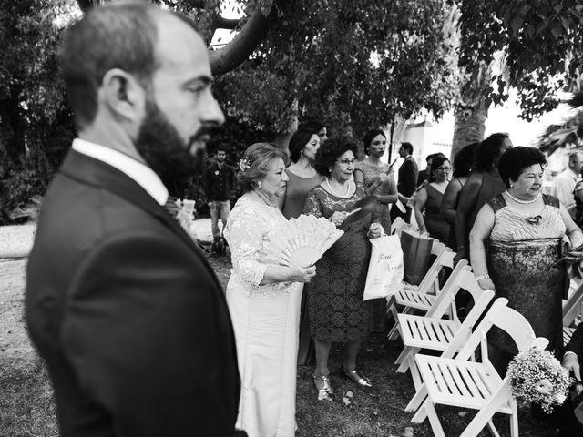 La boda de Alfonso y Silvia en Puente Genil, Córdoba 48