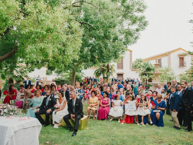 La boda de Alfonso y Silvia en Puente Genil, Córdoba 50