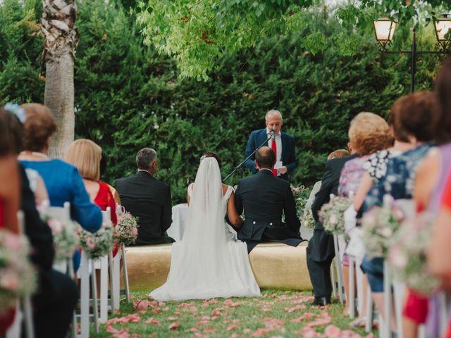 La boda de Alfonso y Silvia en Puente Genil, Córdoba 51