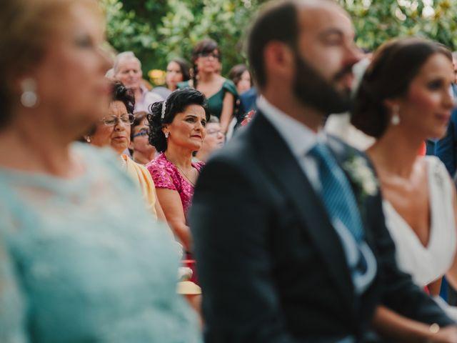 La boda de Alfonso y Silvia en Puente Genil, Córdoba 54