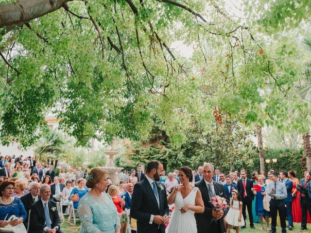 La boda de Alfonso y Silvia en Puente Genil, Córdoba 57
