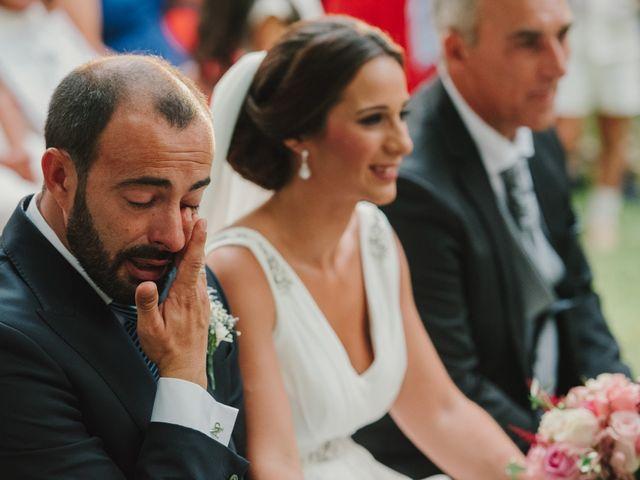 La boda de Alfonso y Silvia en Puente Genil, Córdoba 68